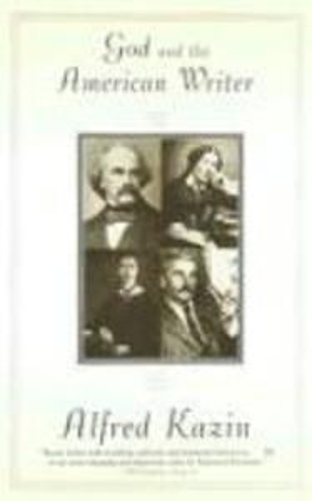 God and the American Writer als Taschenbuch