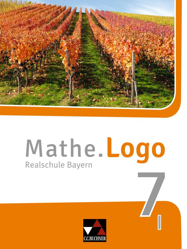 Mathe.Logo Bayern 7 I - neu als Buch (gebunden)