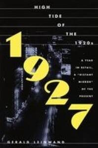 1927: High Tide of the Twenties als Taschenbuch