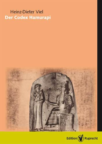 Der Codex Hammurapi als eBook