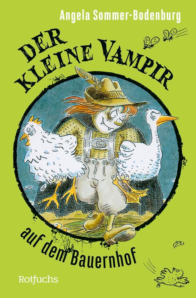 Der kleine Vampir auf dem Bauernhof als eBook epub