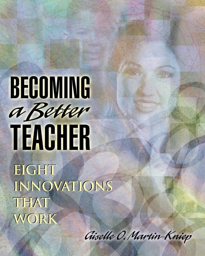 Becoming a Better Teacher als Taschenbuch