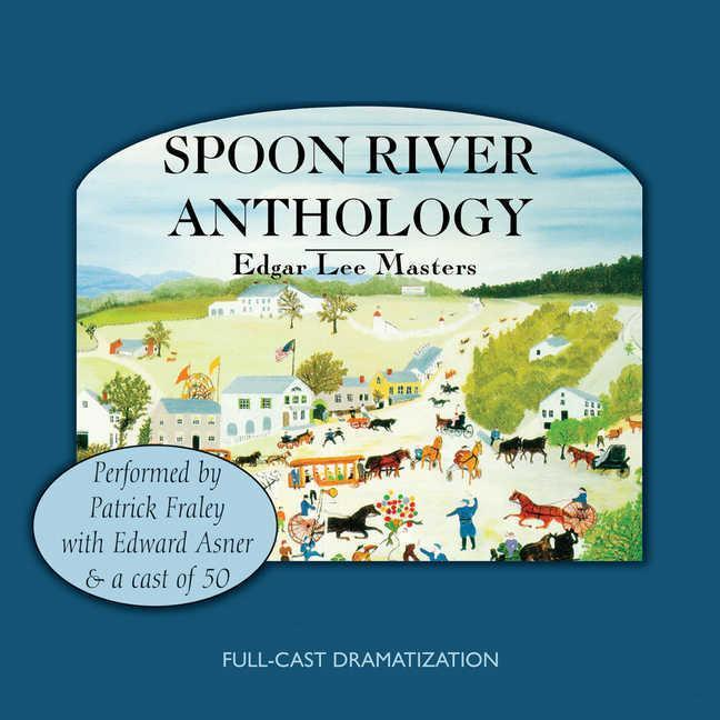 Spoon River Anthology als Hörbuch CD