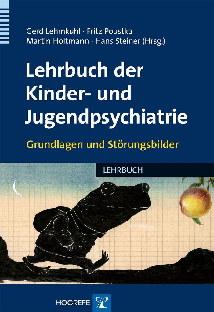 Lehrbuch der Kinder- und Jugendpsychiatrie als eBook pdf