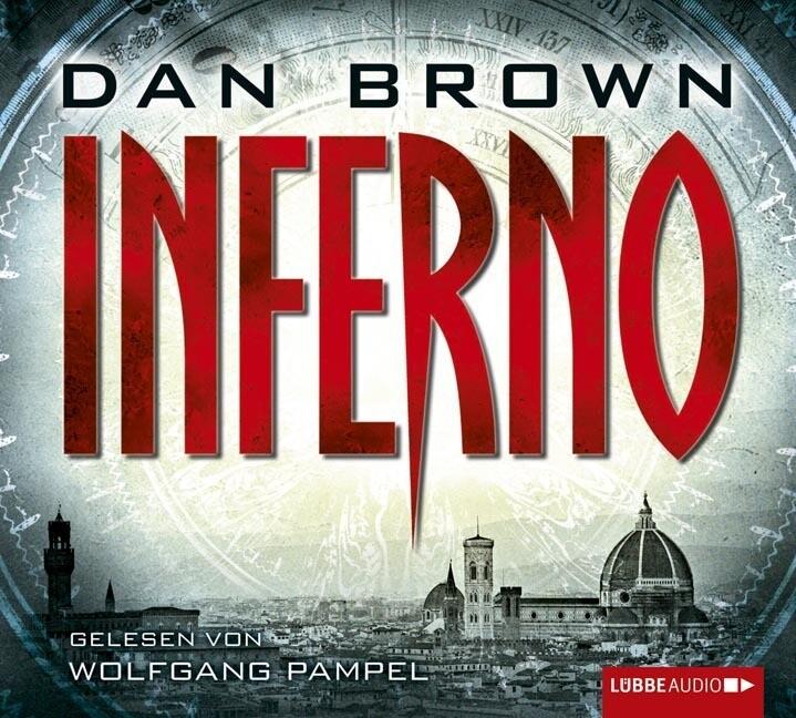 Inferno als Hörbuch CD