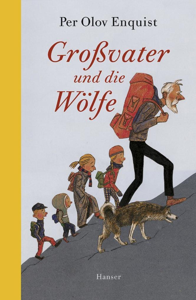 Großvater und die Wölfe als eBook