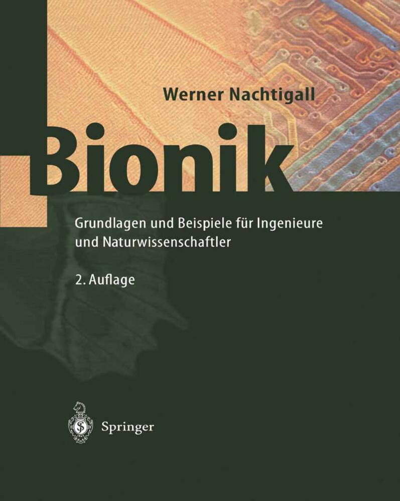 Bionik als Buch (kartoniert)