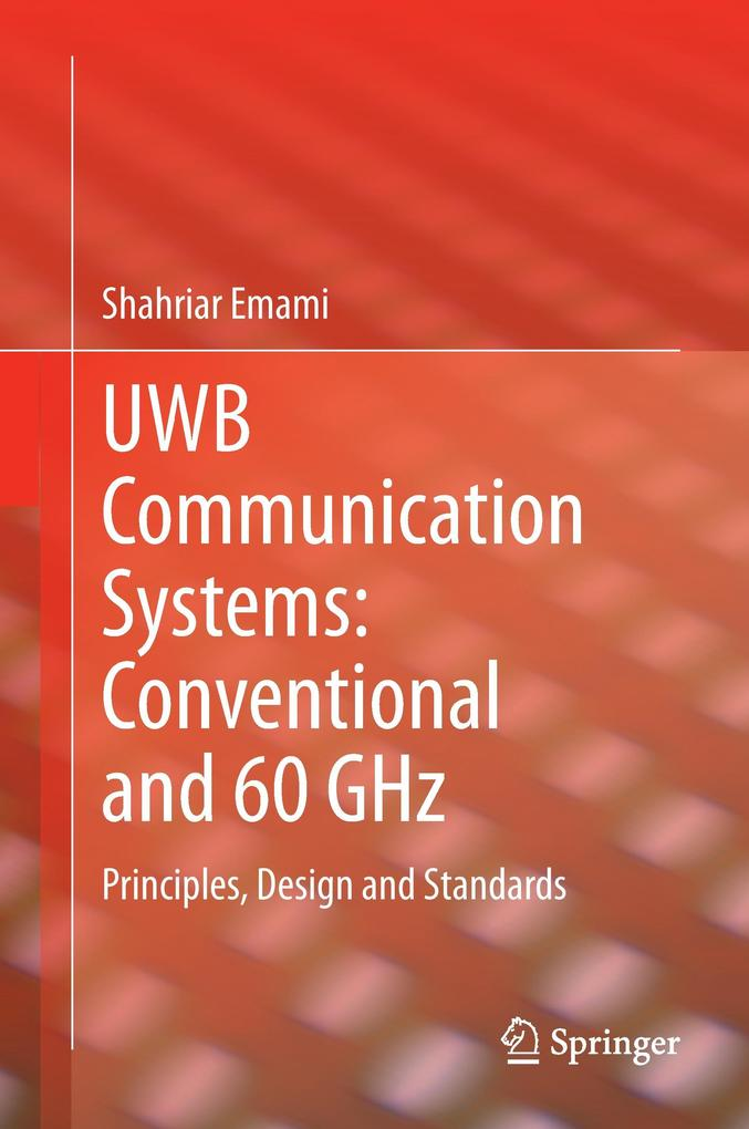 UWB Communication Systems: Conventional and 60 GHz als Buch (gebunden)