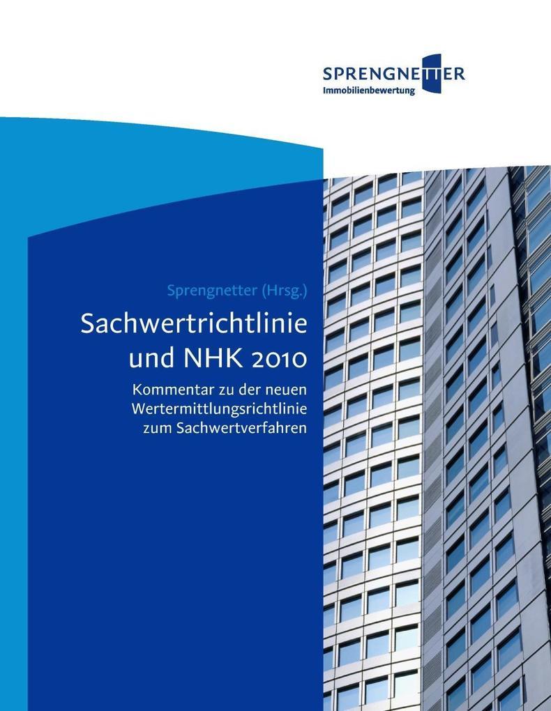 Sachwertrichtlinie und NHK 2010 als eBook epub