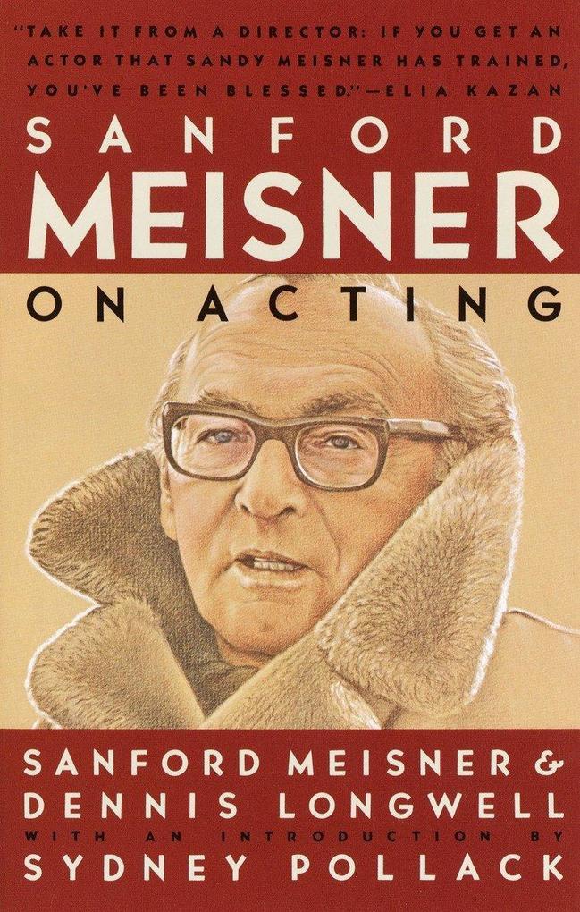 Sanford Meisner on Acting als Taschenbuch