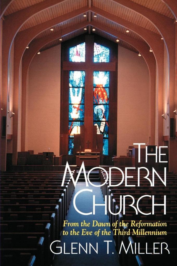 The Modern Church als Taschenbuch