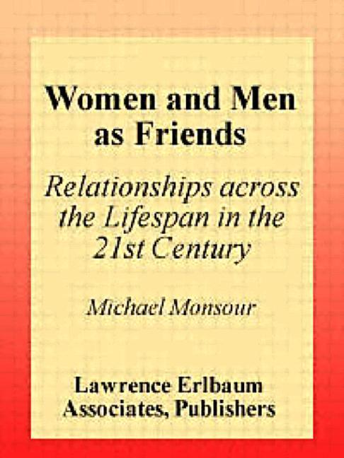 Women and Men As Friends als Taschenbuch