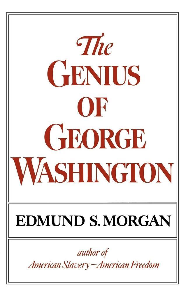 The Genius of George Washington als Taschenbuch
