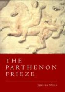 The Parthenon Frieze als Buch (gebunden)