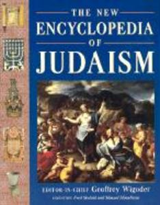 The New Encyc of Judaism CREDO SALES ONLY als Buch (gebunden)