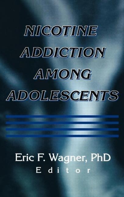 Nicotine Addiction Among Adolescents als Buch (gebunden)