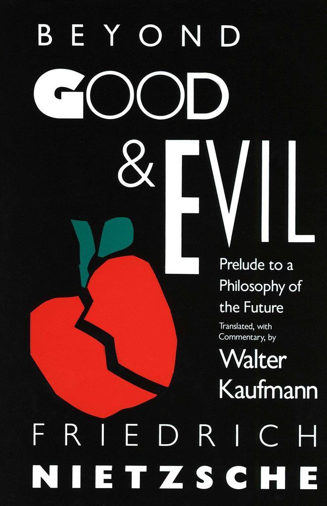 Beyond Good And Evil als Taschenbuch