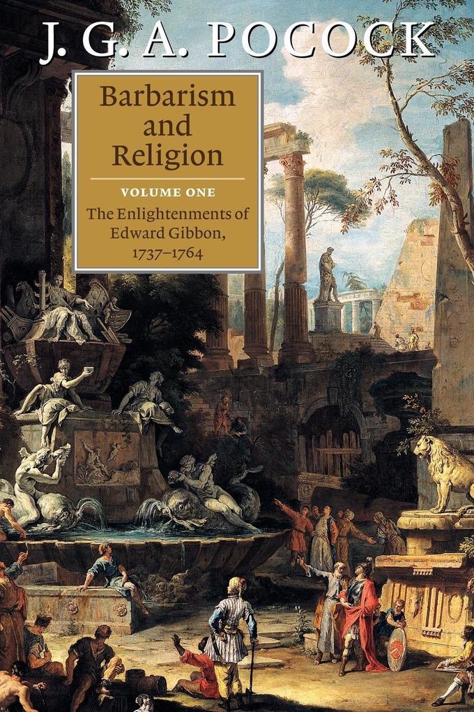 Barbarism and Religion als Buch (kartoniert)