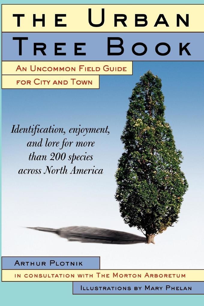 The Urban Tree Book als Taschenbuch