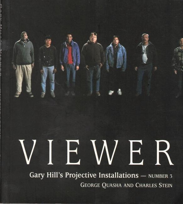 Viewer: Gary Hill Projective Installation #3 als Taschenbuch