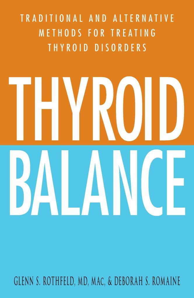 Thyroid Balance als Taschenbuch