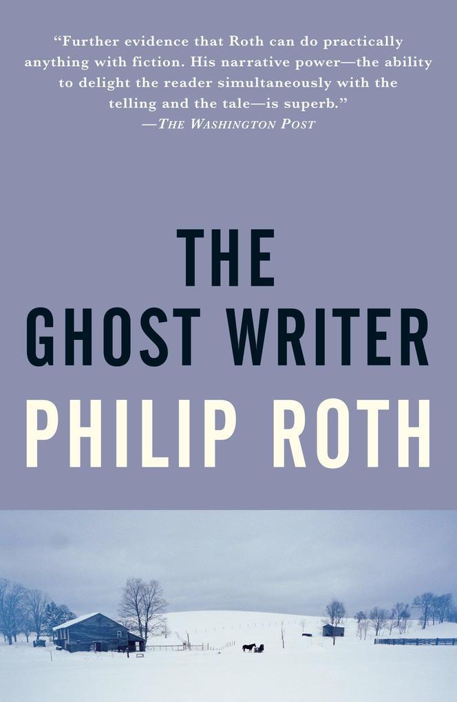 The Ghost Writer als Taschenbuch