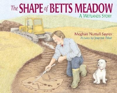 The Shape of Betts Meadow als Buch (gebunden)