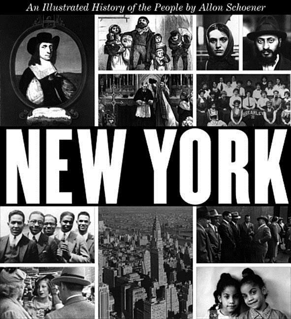 New York: An Illustrated History of the People als Buch (gebunden)