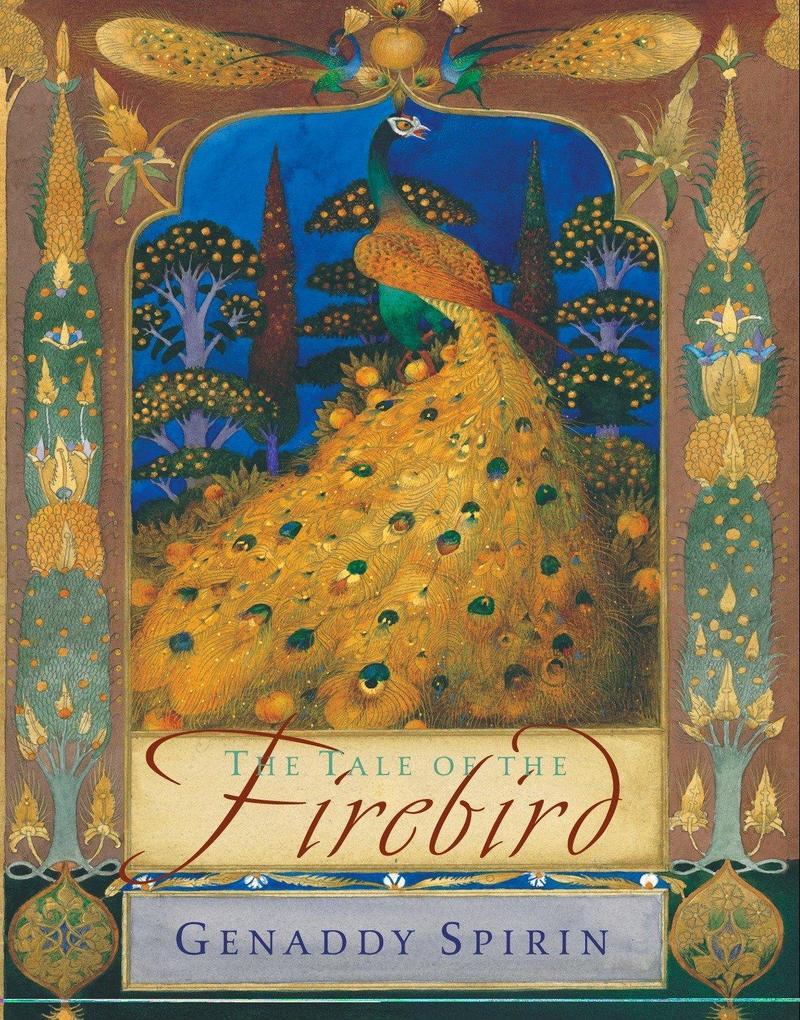 The Tale of the Firebird als Buch (gebunden)