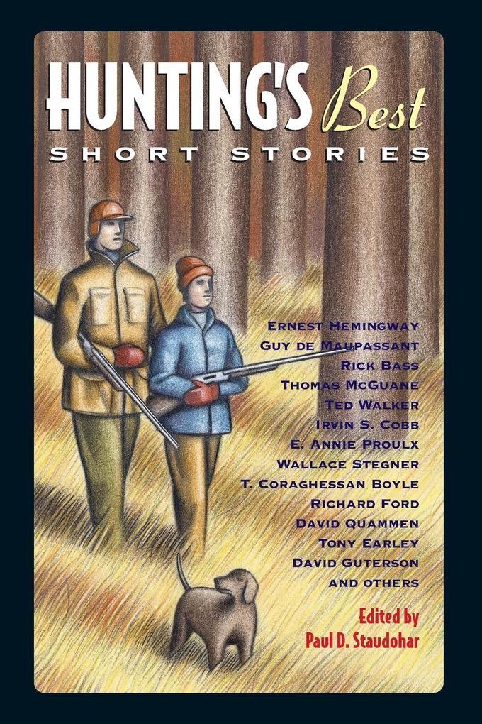 Hunting's Best Short Stories als Taschenbuch