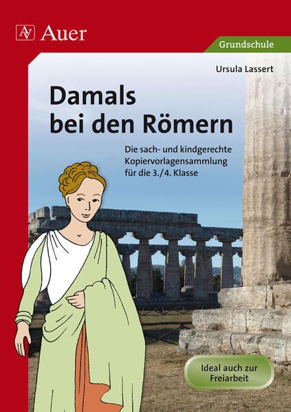Damals bei den Römern als Buch (geheftet)