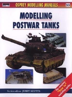Modelling Postwar Tanks als Taschenbuch