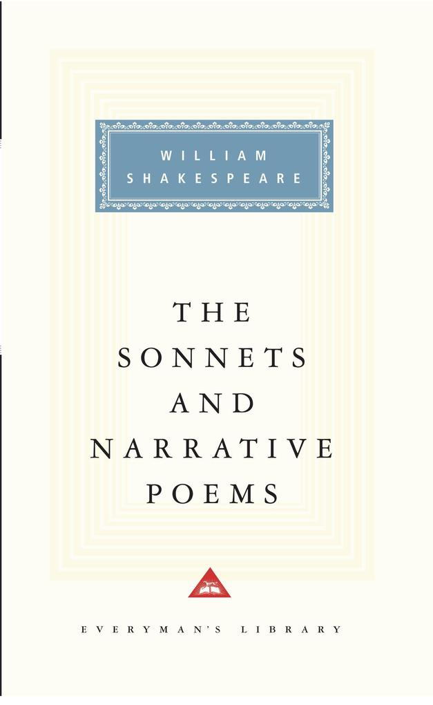 The Sonnets and Narrative Poems als Buch