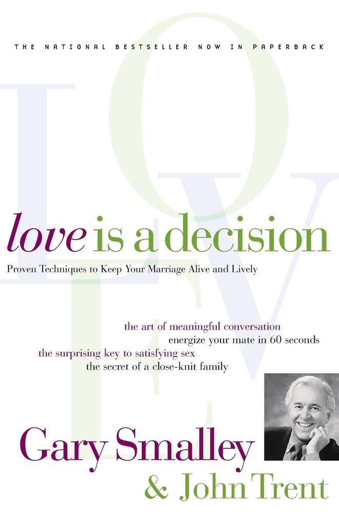 Love Is A Decision als Taschenbuch