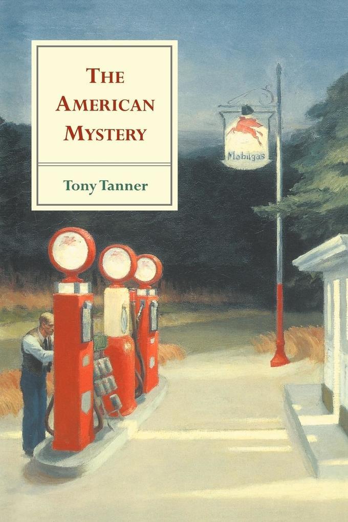The American Mystery als Buch (kartoniert)