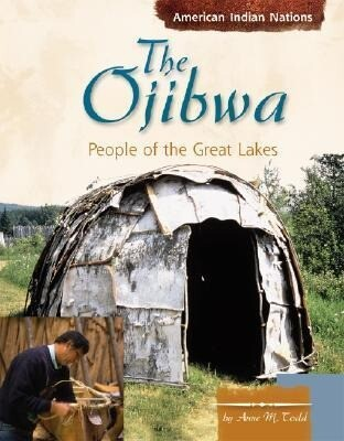 The Ojibwa: People of the Great Lakes als Buch (gebunden)