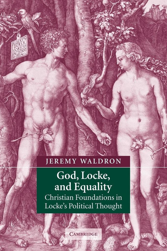 God, Locke, and Equality als Buch (kartoniert)