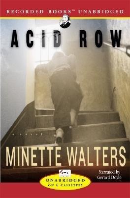 Acid Row als Hörbuch Kassette