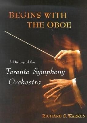 Begins with the Oboe als Buch (gebunden)