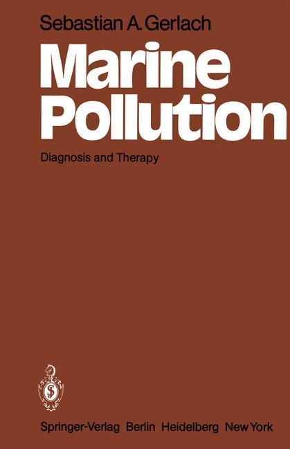 Marine Pollution als Buch (kartoniert)