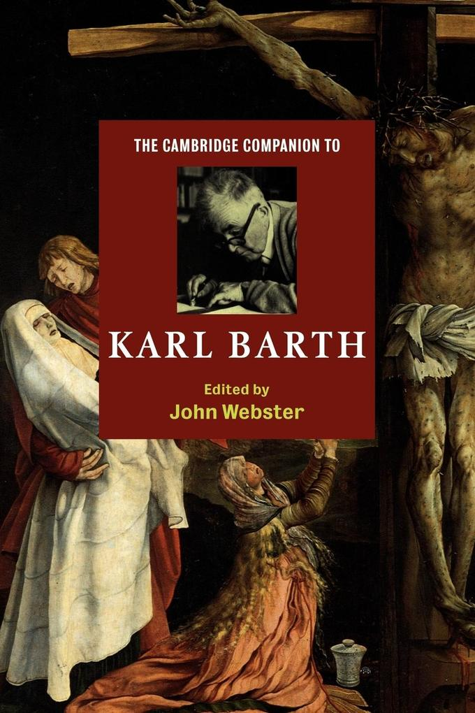The Cambridge Companion to Karl Barth als Buch (kartoniert)