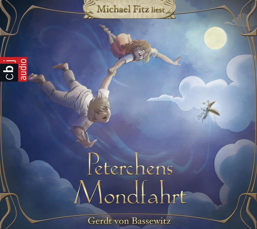 Peterchens Mondfahrt als Hörbuch Download