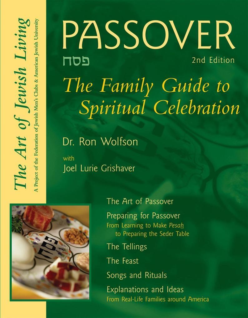 Passover als Taschenbuch