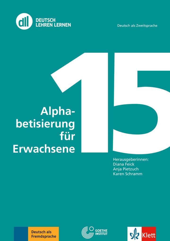 DLL 15 Alphabetisierung für Erwachsene als Buch (kartoniert)