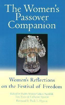 The Women's Passover Companion als Buch (gebunden)