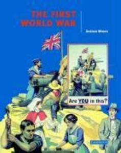 The First World War als Buch (kartoniert)