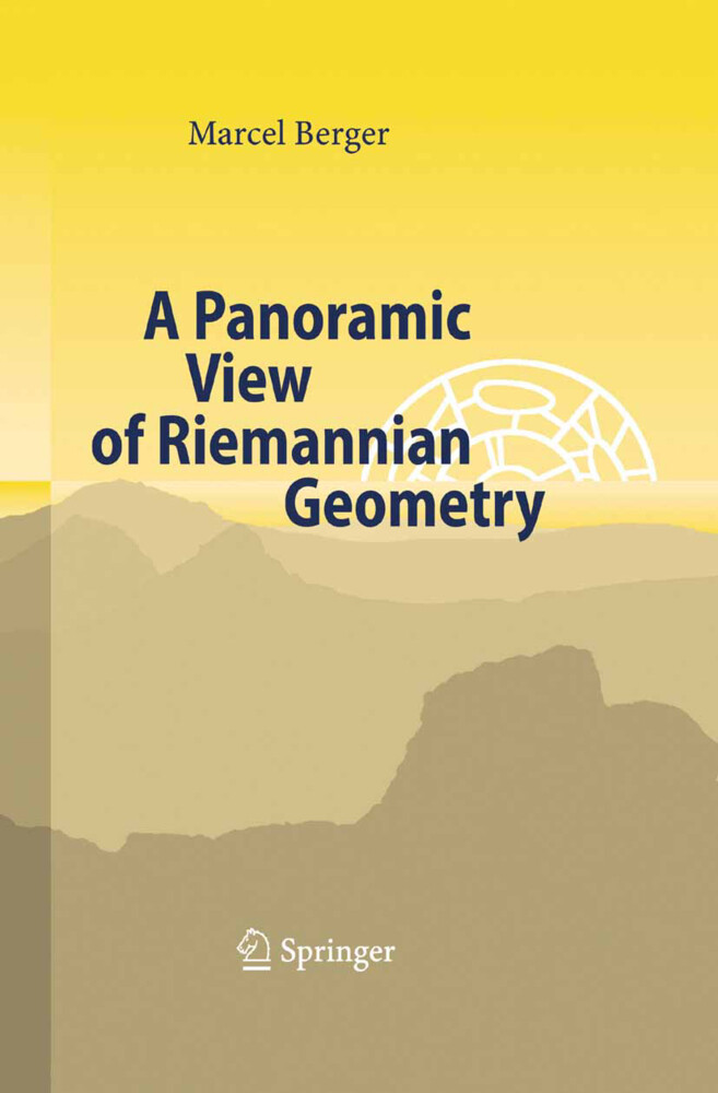 A Panoramic View of Riemannian Geometry als Buch (gebunden)