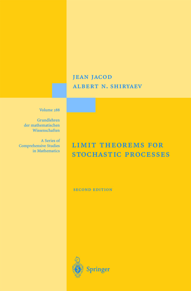 Limit Theorems for Stochastic Processes als Buch (gebunden)
