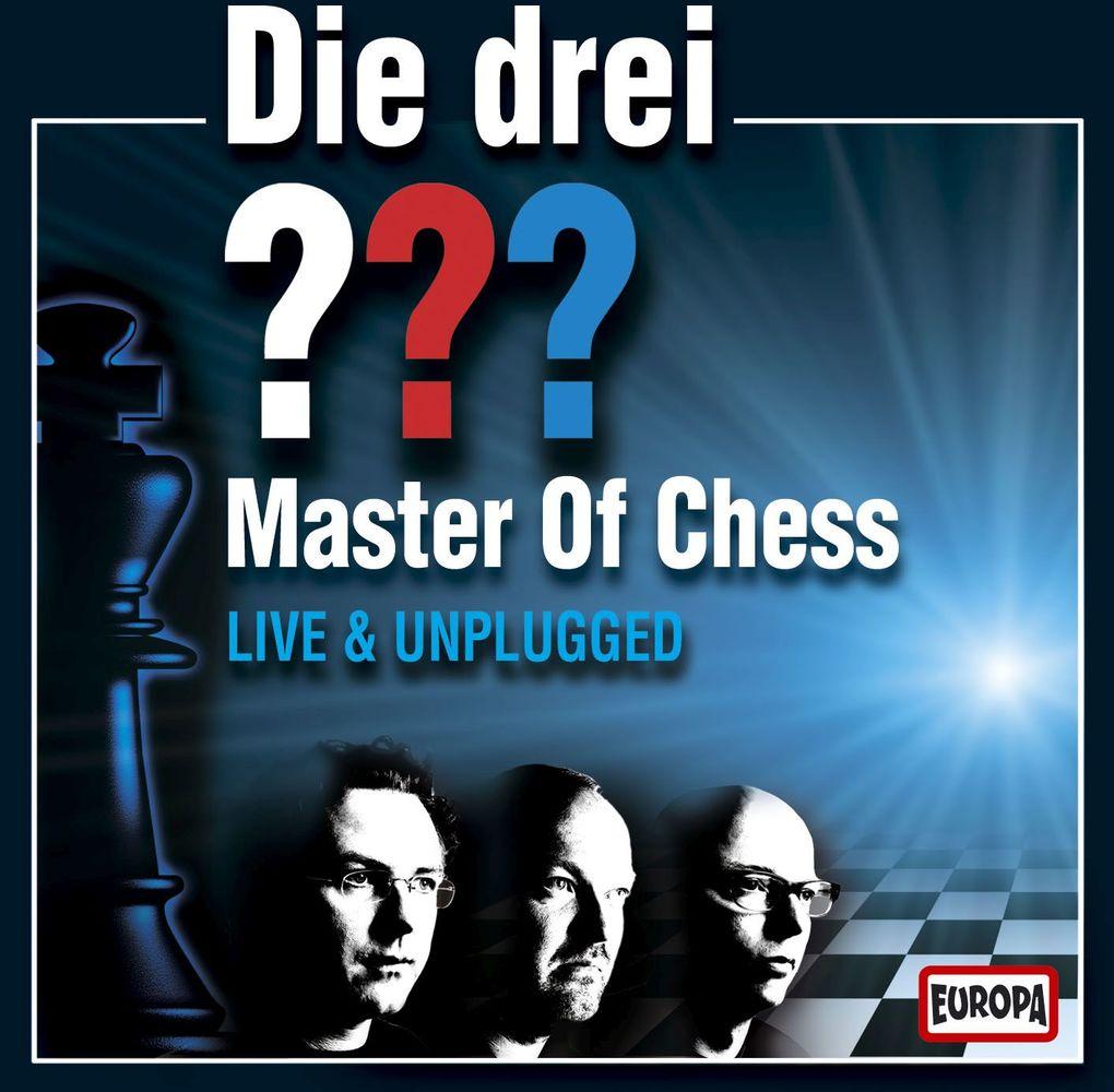 Die Drei ???-Master Of Chess als CD