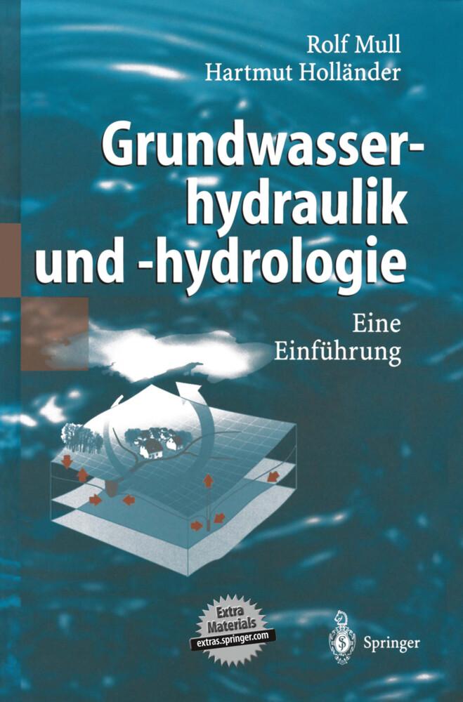 Grundwasserhydraulik und -hydrologie als Buch (kartoniert)